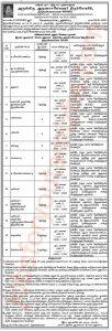 Hindhu samaya aranilaya thurai Recruitment 2021