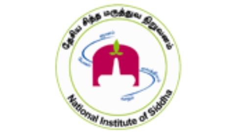 National institute of siddha recruitment 2021
