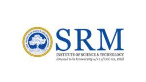 SRM University recruitment 2021