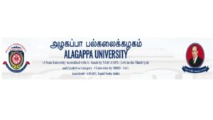 Alagappa university Recruitment 2021