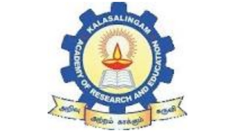 Kalasalingam academy of research and education recruitment 2021