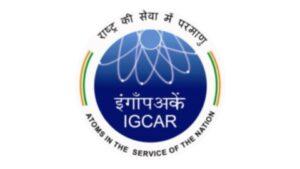 Kalpakkam IGCAR recruitment 2021