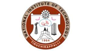 NIT Tiruchirappalli recruitment 2021